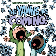 The Yawns are coming! Book cover