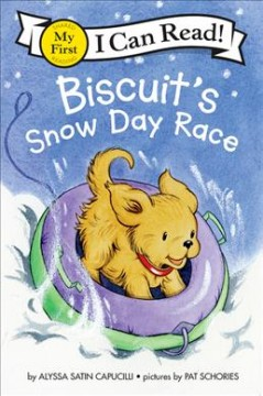 Biscuit's snow day race Book cover
