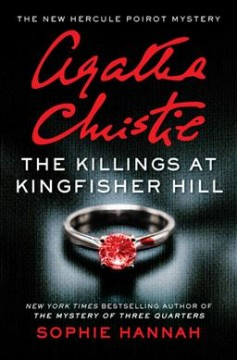 The killings at Kingfisher Hill Book cover