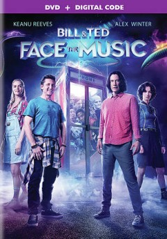 Bill & Ted face the music Book cover