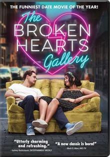 The Broken Hearts Gallery Book cover