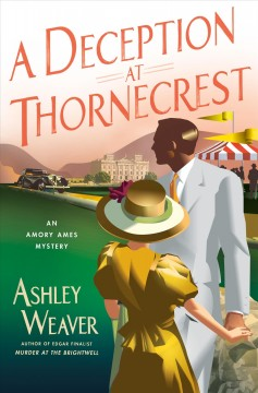 A deception at Thornecrest Book cover