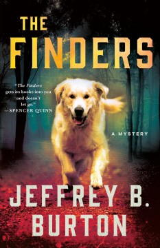 The finders Book cover