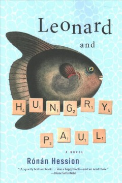 Leonard and Hungry Paul : a novel Book cover