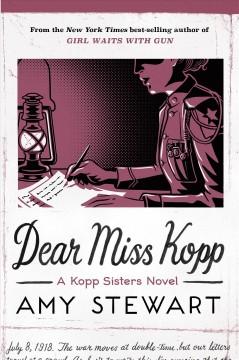 Dear Miss Kopp Book cover
