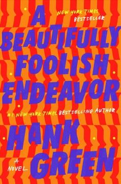A beautifully foolish endeavor : a novel Book cover