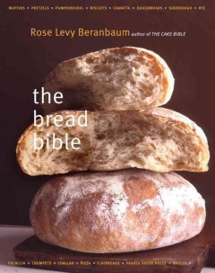 The bread bible Book cover