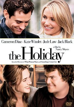The holiday Book cover