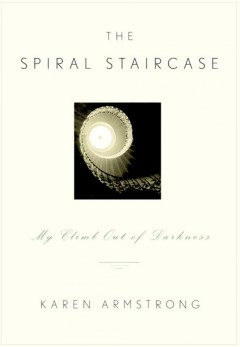 The spiral staircase : my climb out of darkness Book cover