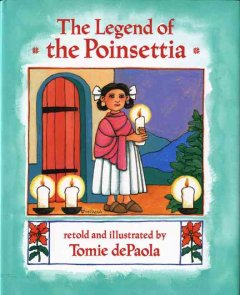 The legend of the poinsettia Book cover