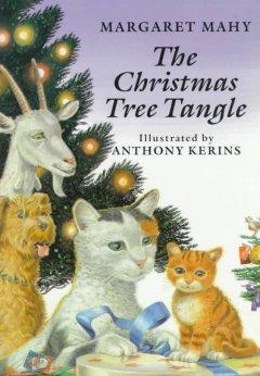 The Christmas tree tangle Book cover